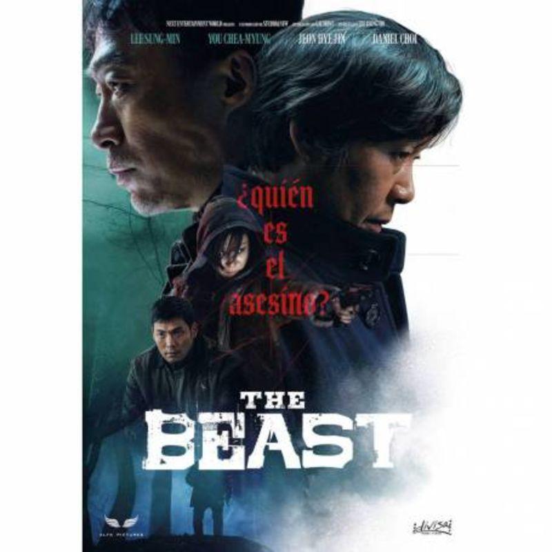 THE BEAST (DVD) * LEE SUNG-MIN