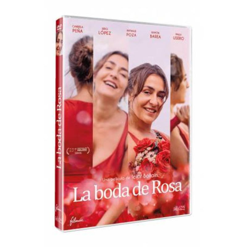 LA BODA DE ROSA (DVD) * CANDELA PEÑA