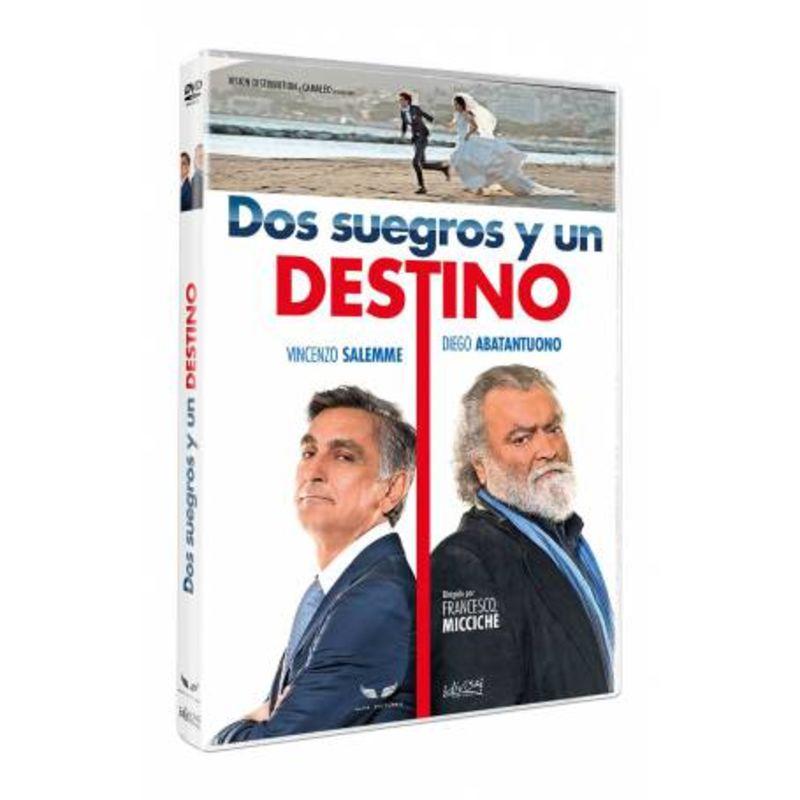 DOS SUEGROS Y UN DESTINO (DVD)