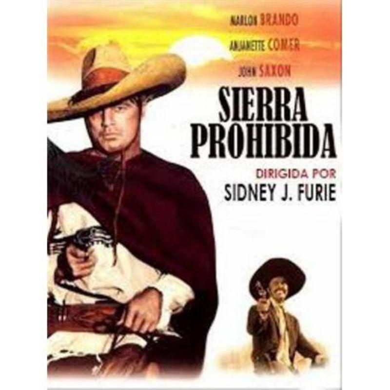 SIERRA PROHIBIDA (DVD)