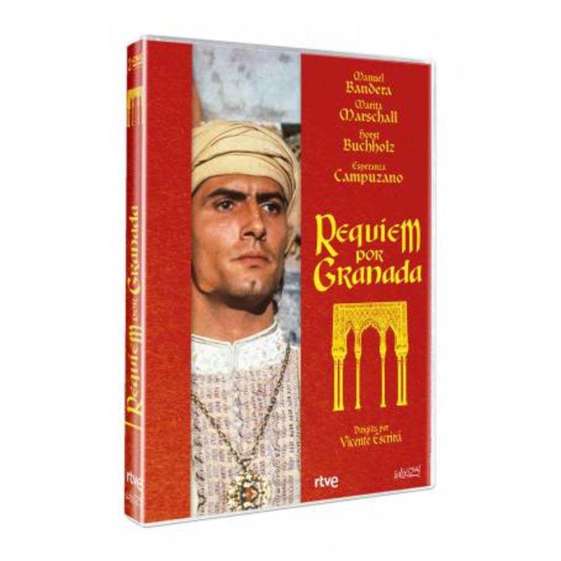 REQUIEM POR GRANADA (2 DVD)