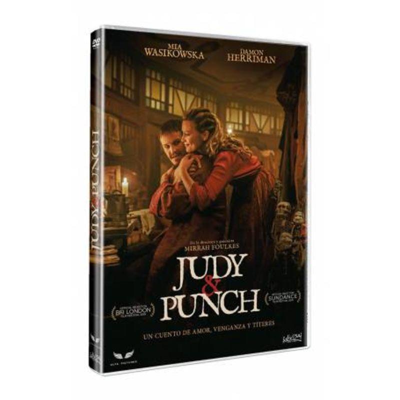 JUDY Y PUNCH (DVD)