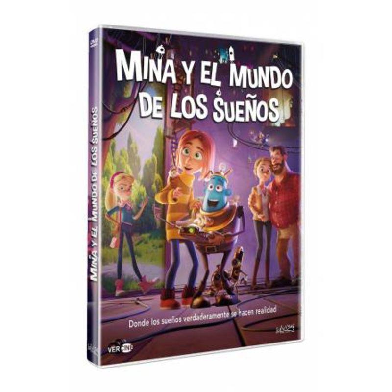 MINA Y EL MUNDO DE LOS SUEÑOS (DVD)