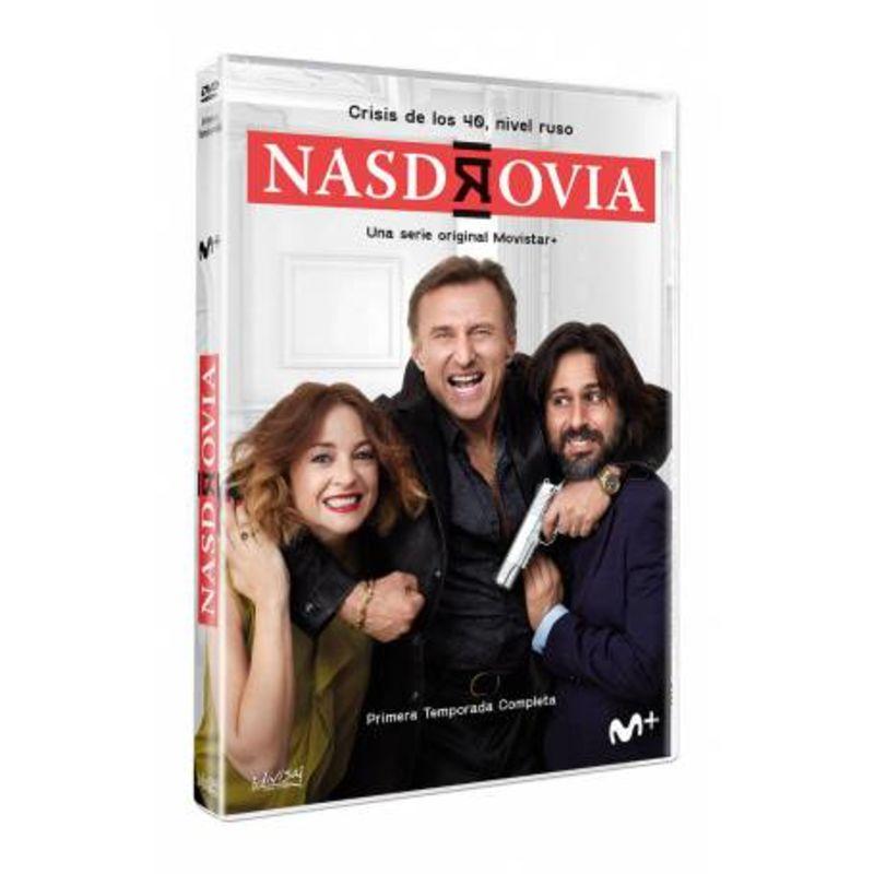 NASDROVIA - TEMPORADA 1 (DVD) * HUGO SILVA