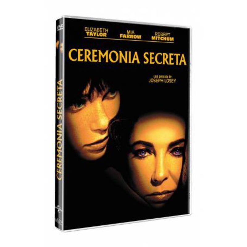 CEREMONIA SECRETA (DVD) * ELIZABETH TAYLOR