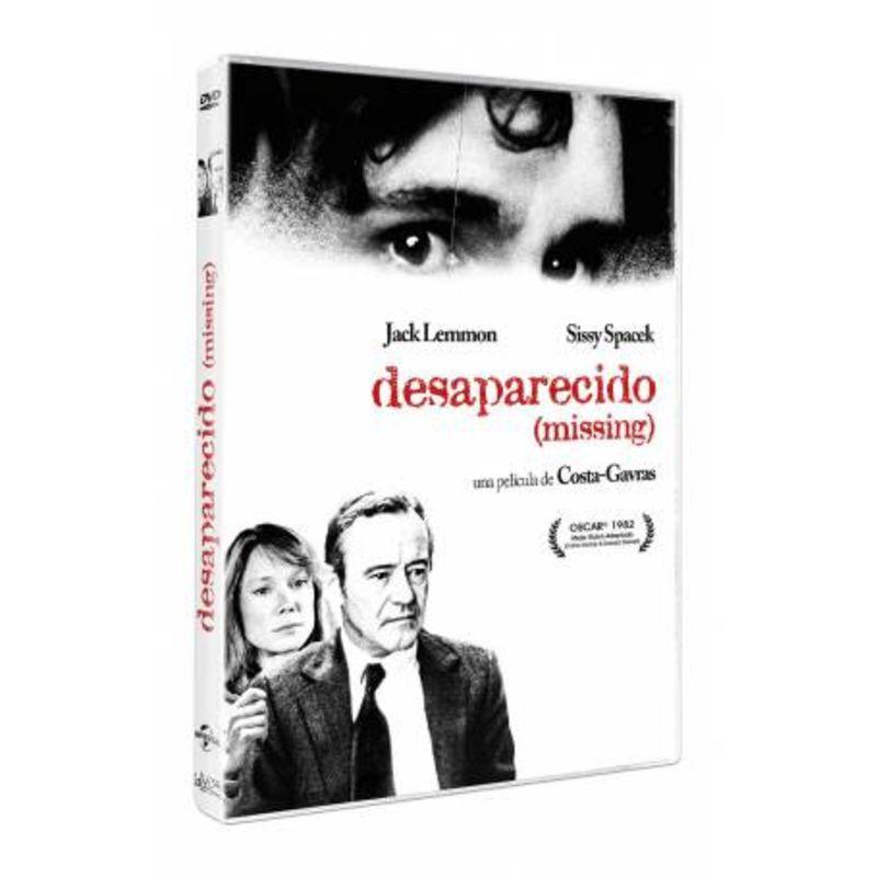 DESAPARECIDO (DVD)