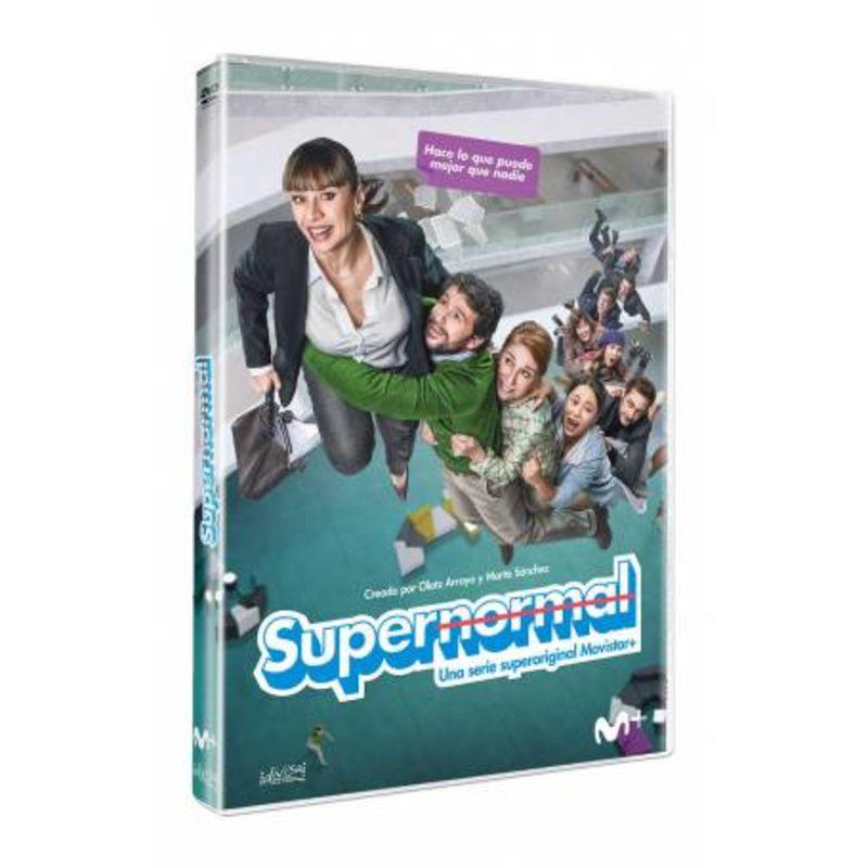 SUPERNORMAL, TEMPORADA COMPLETA (DVD)