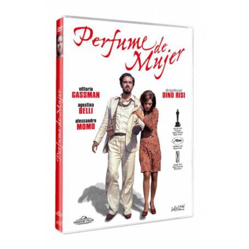 PERFUME DE MUJER (DVD)