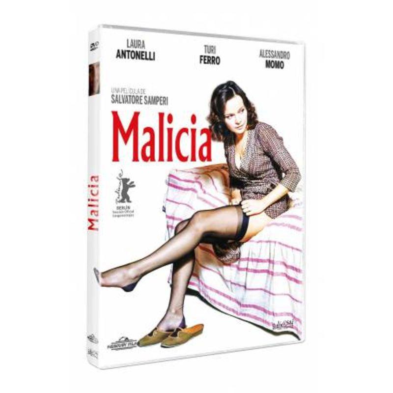 MALICIA (DVD)