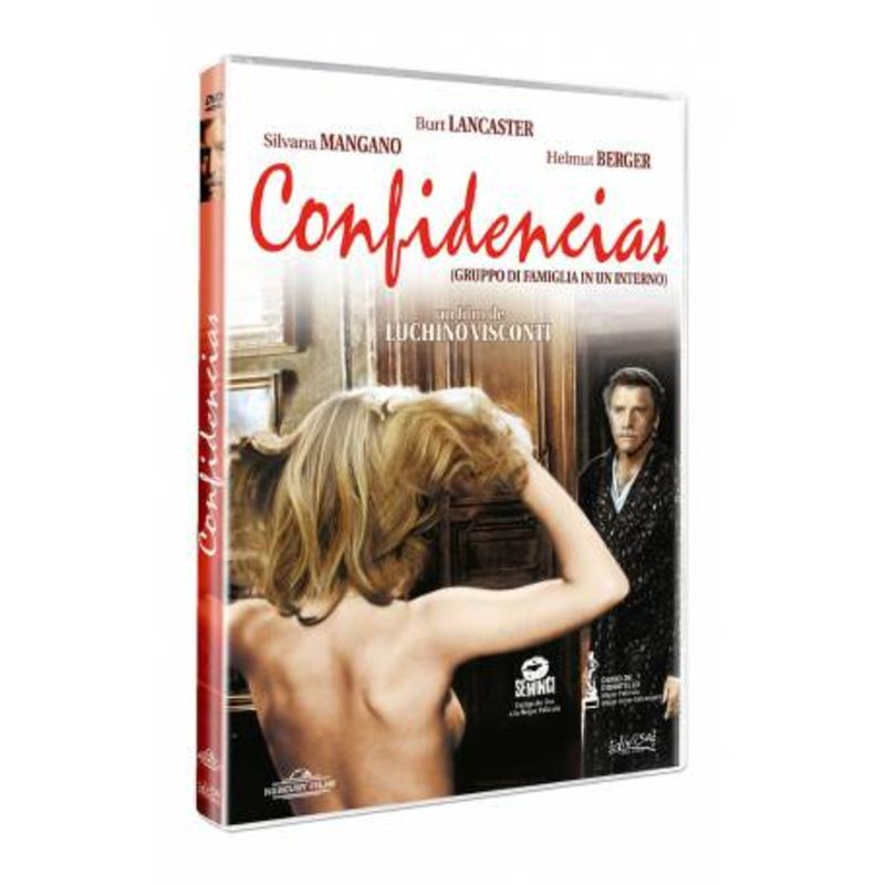 CONFIDENCIAS (DVD)
