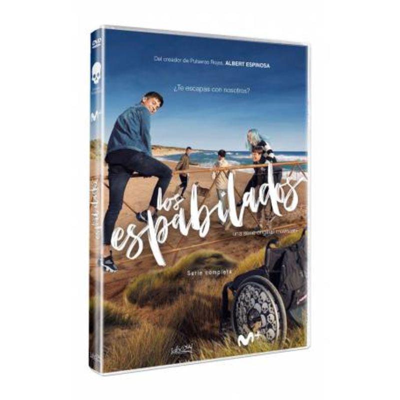 LOS ESPABILADOS, SERIE COMPLETA (DVD)