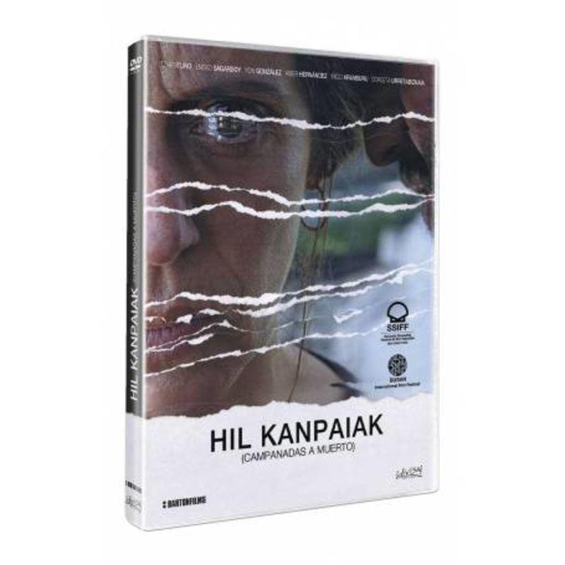 CAMPANADAS A MUERTO (HIL KANPAIAK) (DVD) * ITZIAR ITUÑO