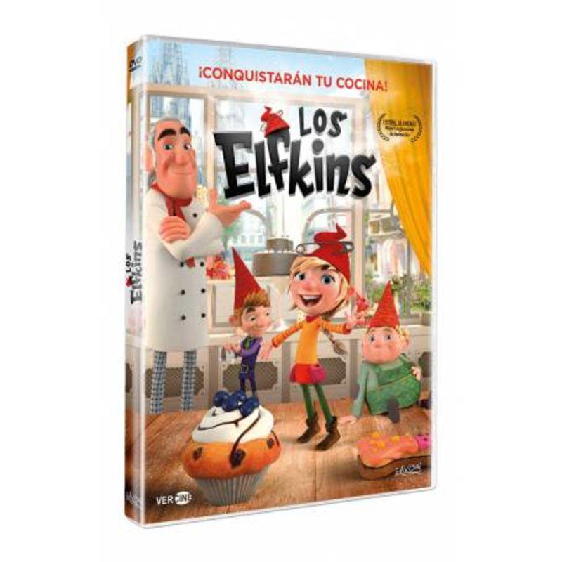 LOS ELFKINS (DVD)