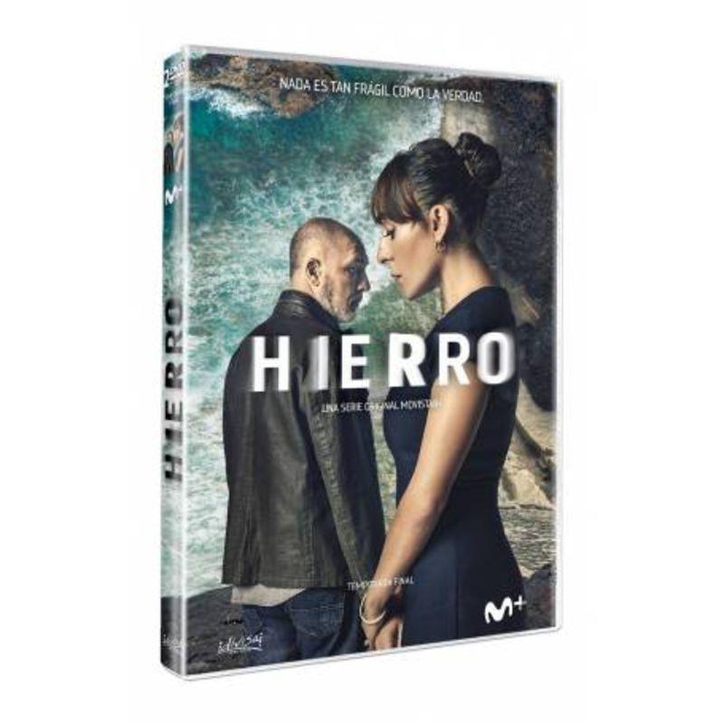 HIERRO, TEMPORADA 2 (2 DVD)