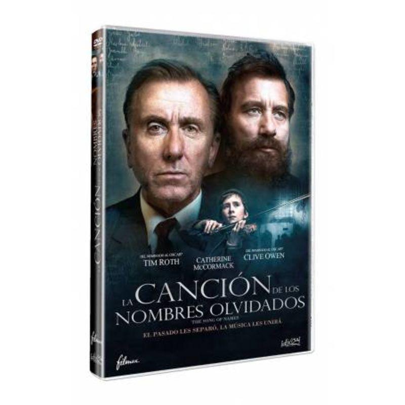 LA CANCION DE LOS NOMBRES OLVIDADOS (DVD) * CLIVE OWEN