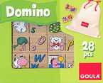Domino Abecedario -