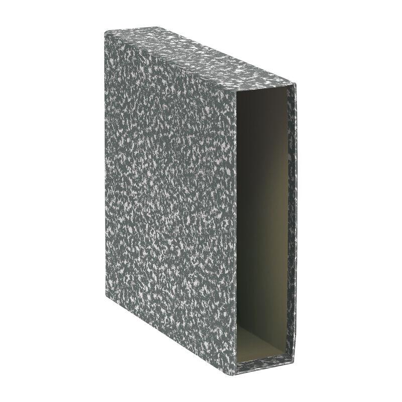 Caja Archivadora Jaspeado Claro A4 Natural R: 9132 -