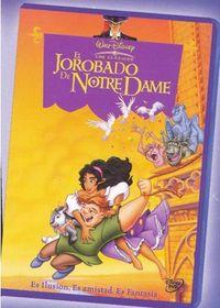 EL JOROBADO DE NOTRE DAME (DVD)