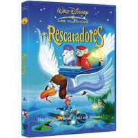 Los Rescatadores (dvd) -