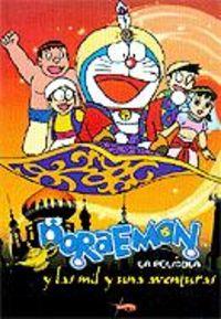 DORAEMON Y LAS MIL Y UNA AVENTURAS (DVD)