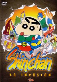 SHIN CHAN LA INVASION (DVD)