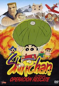 SHIN CHAN OPERACION RESCATE, LA PELICULA (DVD)