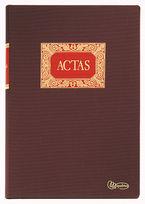 LIBRO F. 100 H. ACTAS R: 4013