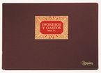 LIBRO F. 100H MOD.61 INGRESOS-GASTOS R: 5061