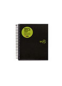 NOTE BOOK A5 120H RECICLADO R: 6039