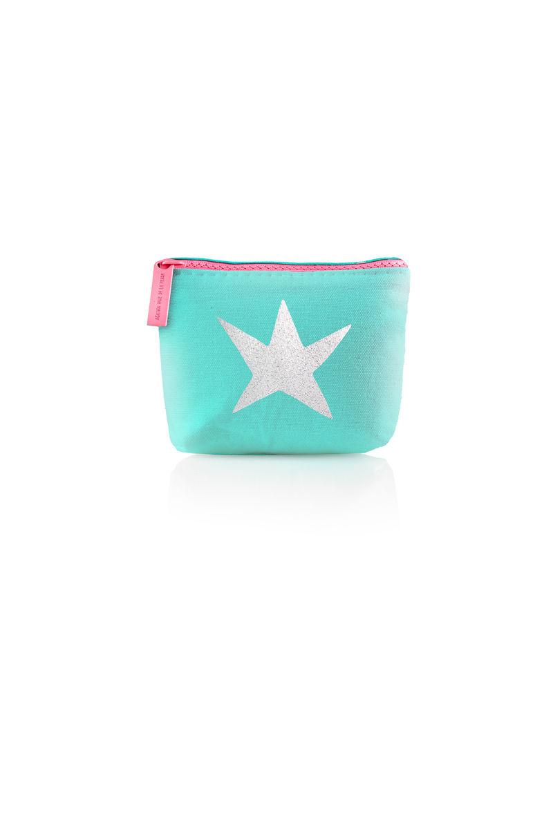 Agatha Estrellas * Portamonedas + Auriculares -