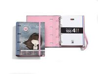 ANEKKE 18 * CARPETA BLOC NOTEBOOK 4 AN. 35MM MOON R: 20846