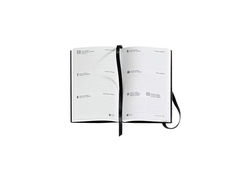 2020 * AGENDA PASSPORT 90X140 S / V RIGIDA CORAL