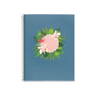 JORDI FLAMINGO 18 * NOTEBOOK 4 A5 120H HORIZONTAL R: 48047