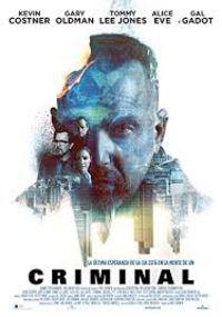 CRIMINAL (DVD) * KEVIN COSTNER
