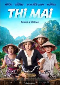 THI MAI, RUMBO A VIETNAM (DVD) * CARMEN MACHI, ADRIANA OZORES