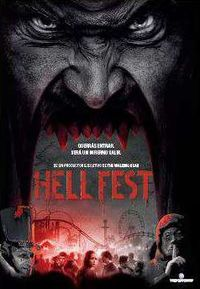 HELL FEST (DVD) * AMY FORSYTH, REING EDWARDS