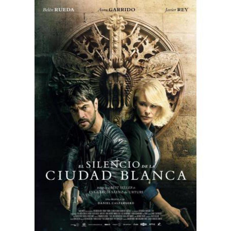 EL SILENCIO DE LA CIUDAD BLANCA (DVD) * BELEN RUEDA