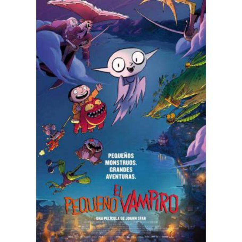 EL PEQUEÑO VAMPIRO (DVD)