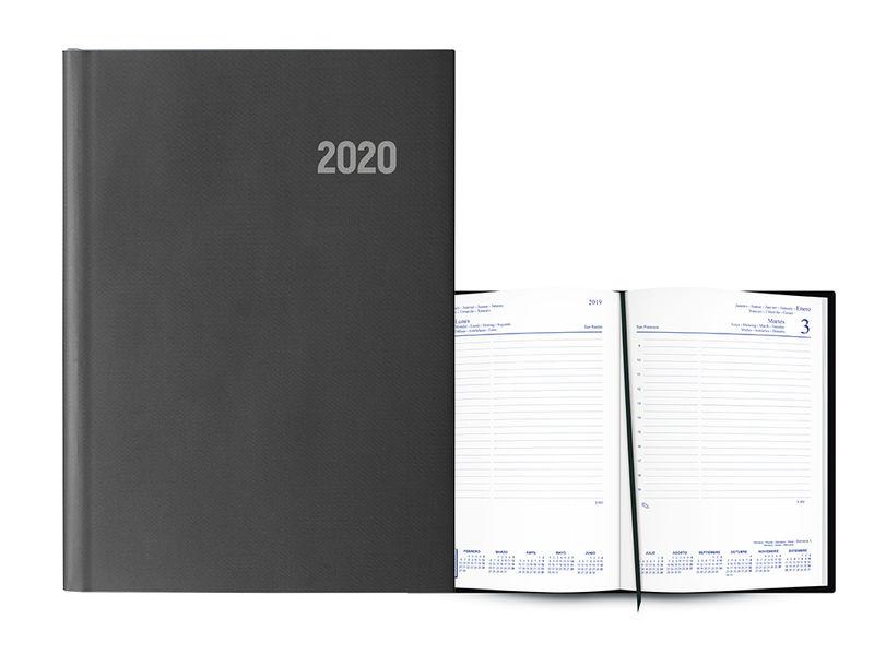 2020 * AGENDA PARIS D / P 15x21 NEGRA