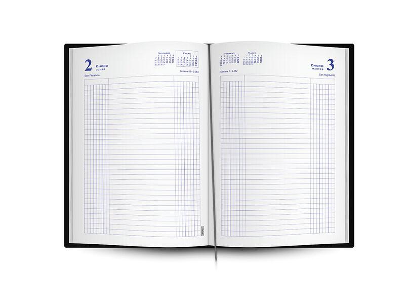 2020 * DIETARIO ENCUADERNADO 2 / 3 10030 COLORES SURTIDOS