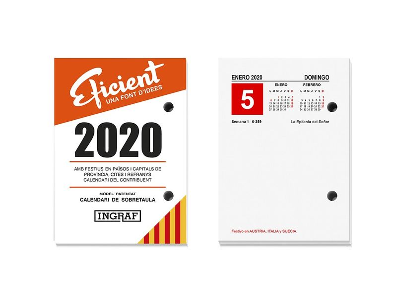 2020 CAT * BLOC BUFFET INGRAF EFICIENTE CATALAN 10210