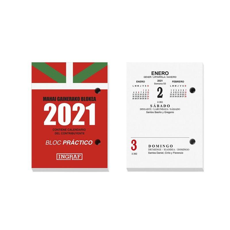 2021 BLOC BUFFET PRACTICO EUSKERA