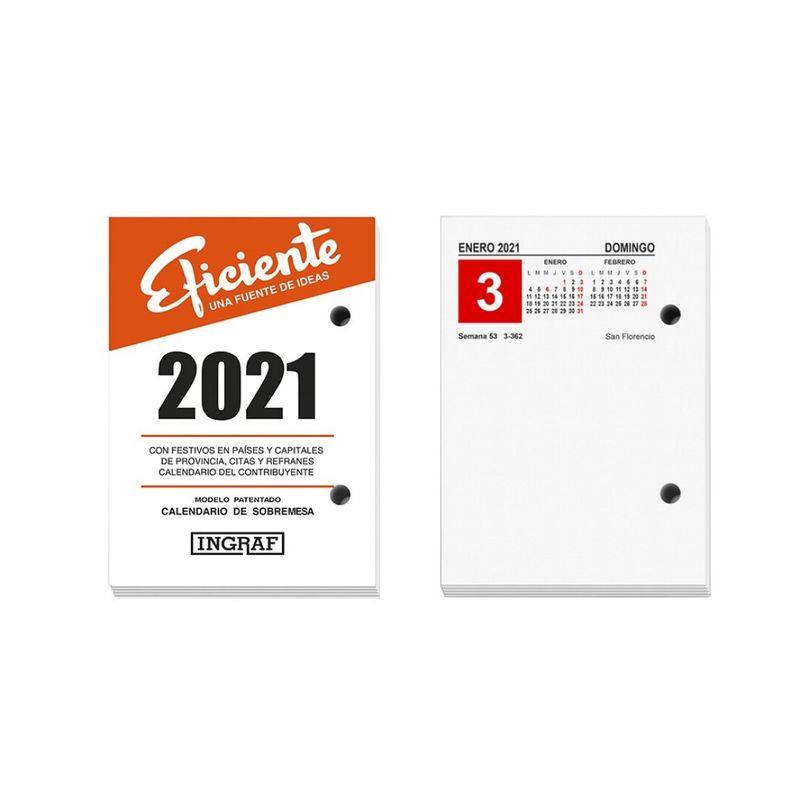 2021 BLOC BUFFET EFICIENTE CASTELLANO