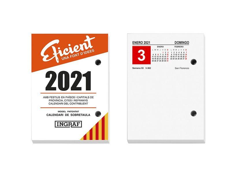 2021 BLOC BUFFET EFICIENTE CATALAN