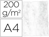 PAQ / 25H PERGAMINO MARMOLEADO GRIS 200GR. R: 2610