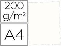 PAQ / 25H PERGAMINO RUSTICO BLANCO 200GR. R: 2611