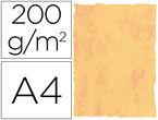Paq / 25h Pergamino Marmoleado Amarillo 200gr. R: 2602 -
