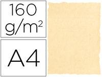 PAQ / 25H PERGAMINO PERGAMINERO CREMA 160GR R: 2603