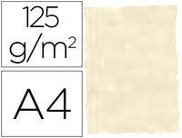 PAQ / 25H PERGAMINO PIEL DE ELEFANTE HUESO 125GR. R: 2606