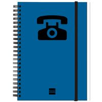 INDICE TELEFONICO M142 A5 AZ. R: 8510610